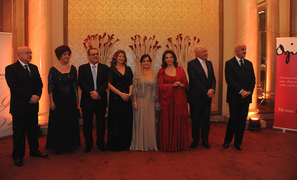 1st annual Gala Dinner 2013