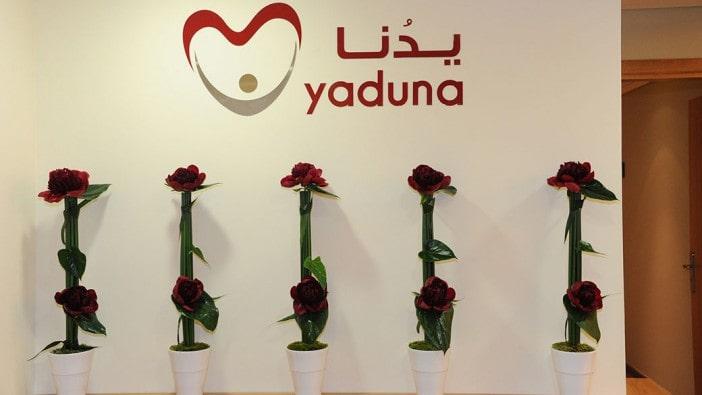 افتتاح يدُنا ومركز صحة قلب المرأة