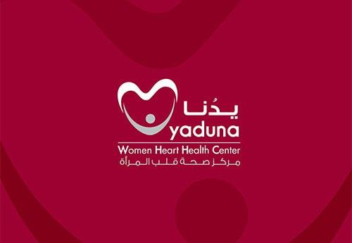 يدُنا - مركز صحة قلب المرأة